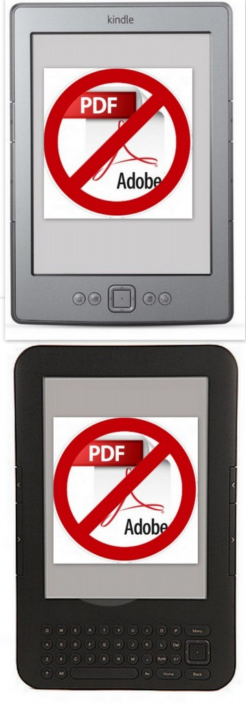 No PDFs Allowed!