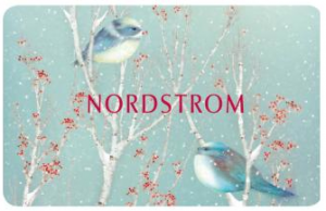 BookRix Writing Contest Prize - Nordstrom Gift Card