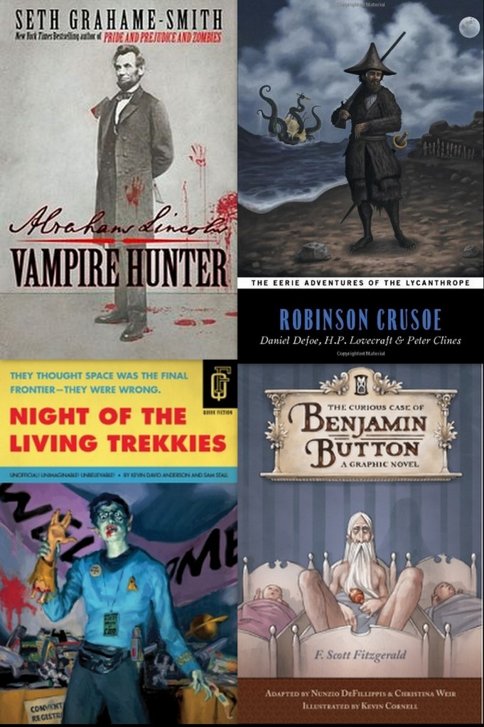 More great monster books to enjoy!