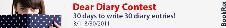 Dear-Diary-BookRix-Free-Writing-Contest