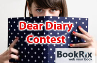 Dear-Diary-BookRix-Writing-Contest