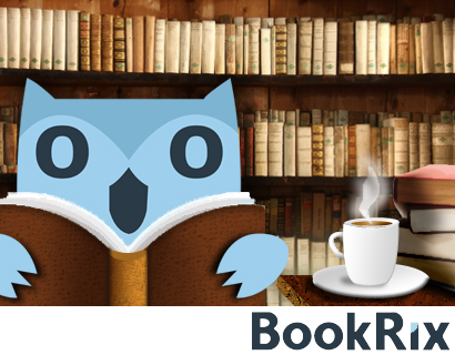 BookRix has the Intellectu-owl stamp of approval!