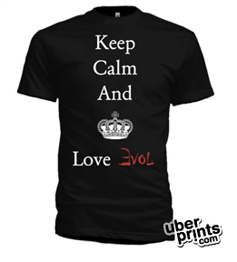 Evol t-shirt