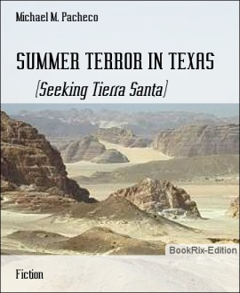 SUMMER TERROR IN TEXAS by Michael M. Pacheco