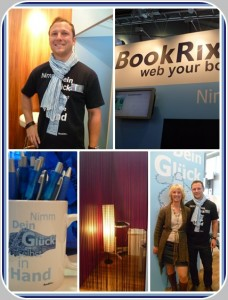 Tim and Bookrix